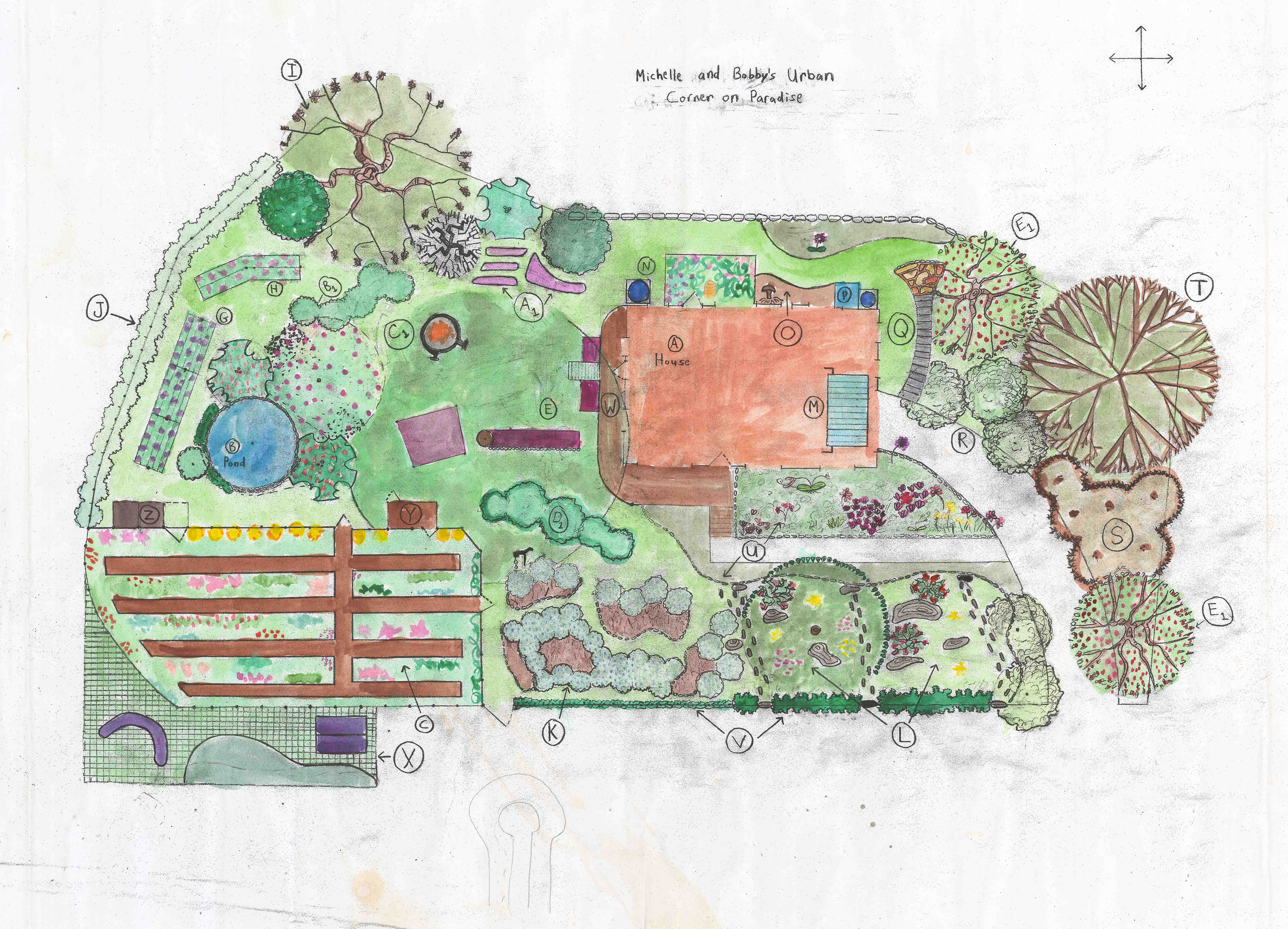 Peace And Fun Gardens Themichellesmith